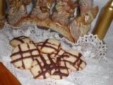 Marcipánové placičky recept