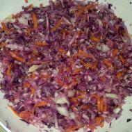 Zdravý Luryho zeleninový salát recept