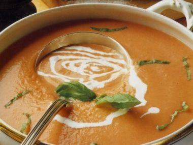 Recept Rajská polévka po italsku