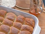 Povidlové nebo makové buchty (Süße gefüllte Buchteln) recept ...