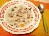 Masová polévka skoro maďarská recept