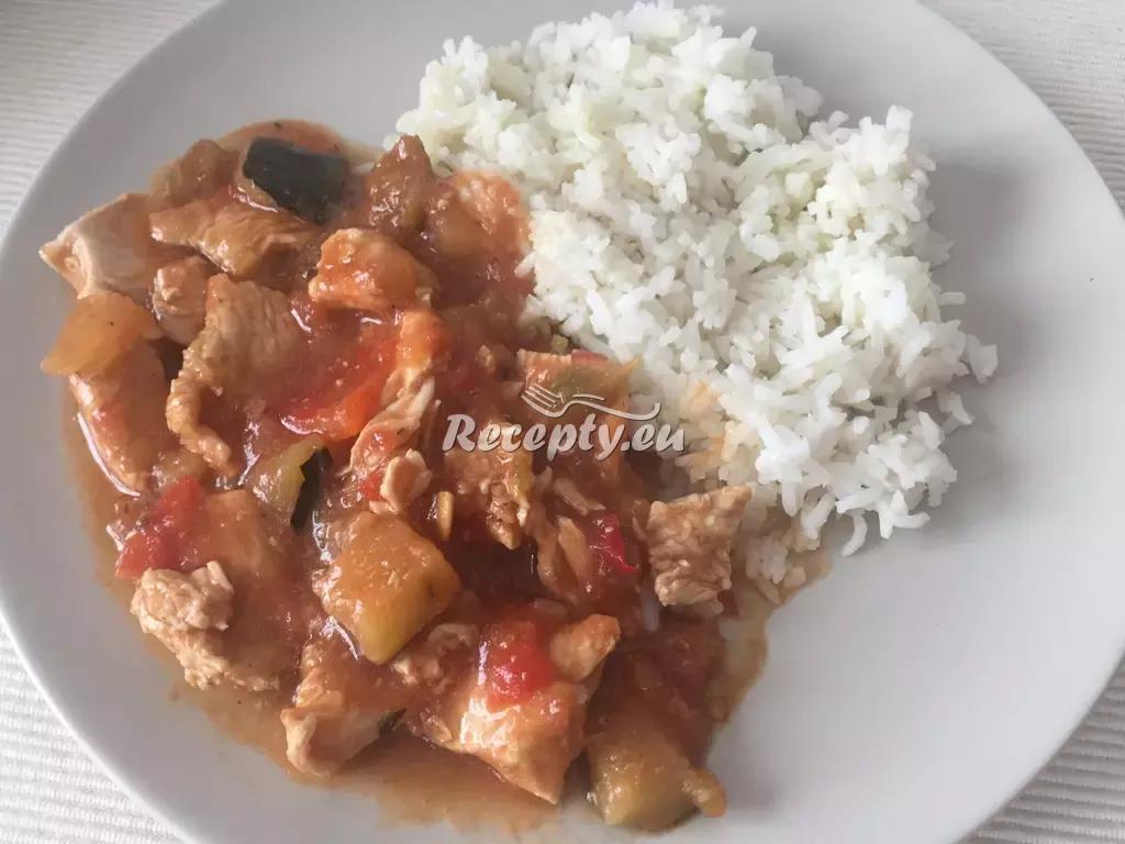 Vepřové maso na zelenině recept  recepty pro pomalý hrnec ...