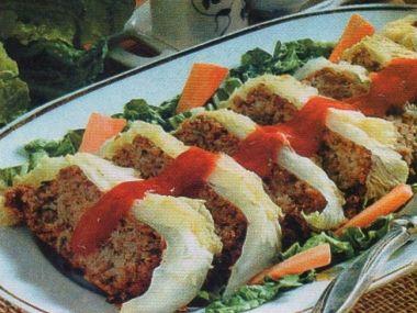 Vegetariánská paštika