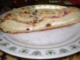 Moravský plněný maxikoláč recept