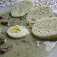 Blesková koprovka recept