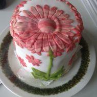 Levný oříškový dort recept