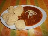 Pražský flamendr (guláš) recept