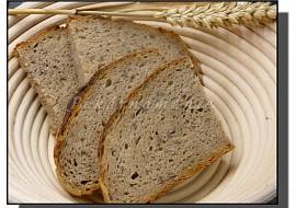 Celozrnný chleba se záparou recept
