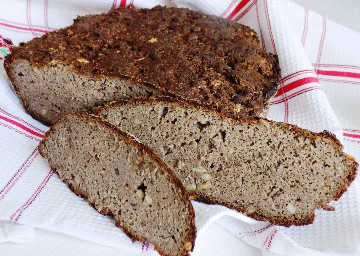 Pohankový chléb recept