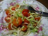 Salát z čekanky recept