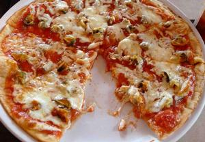Skvělá pasta na pizzu