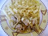 Vepřové maso na česneku recept