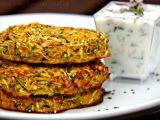 Zeleninové placky s chia semínky recept