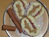 Jablkovo-skořicová roláda(nízkokalorická) recept