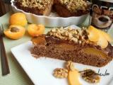 Rychlé meruňkové řezy s čokoládou recept