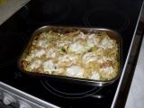 Nudle zapečené s brokolicí a mozzarellou recept