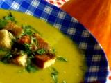 Dýňovo pórková polévka recept