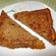 Pudinkový perník z domácí pekárny recept