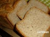 70% Celozrnný chleba z domácí pekárny recept