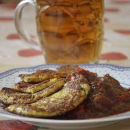 Netradiční hovězí guláš recept