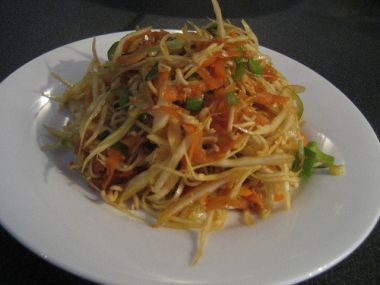 Čínský salát