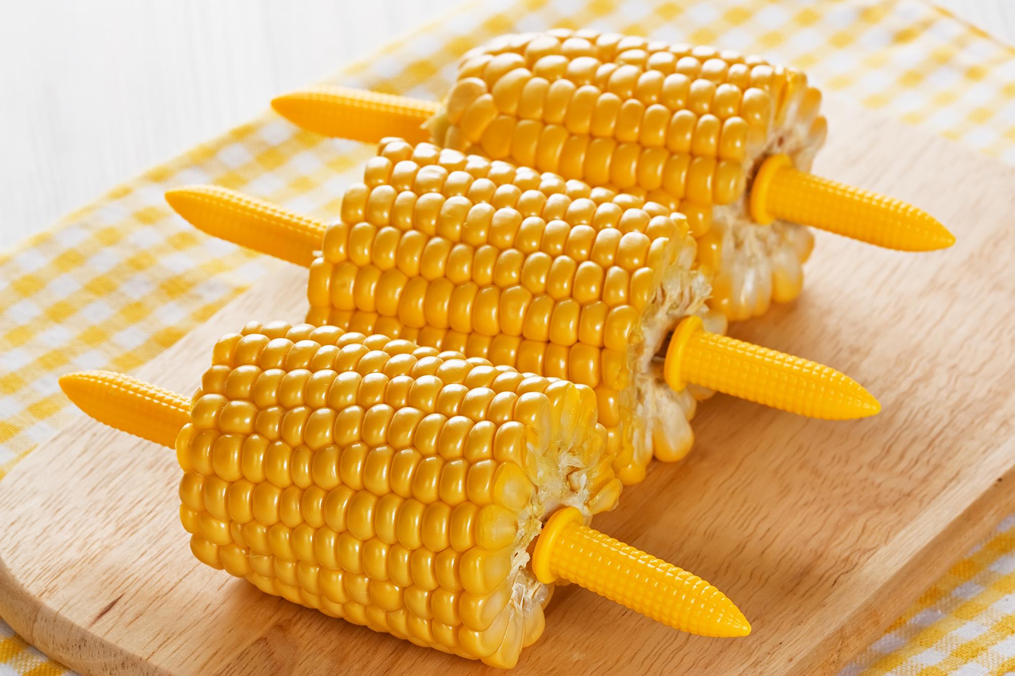 Kukuřice  vařená recept