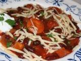 Mexické fazole recept