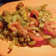 Restovaná zeleninová směs recept