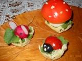 Sýrové mističky recept