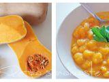 Dýňová omáčka s fazolemi recept