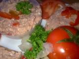 Pomazánka ze zelených oliv, játrové paštiky a sýrů recept ...
