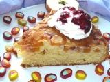 Nektarinkový koláč recept