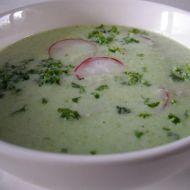 Studená polévka z podmáslí recept