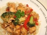 Kuřecí směs na asijský způsob recept
