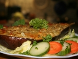 Sýrový lilek recept