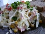 Super salát k večeři recept
