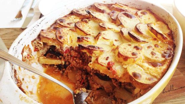 S Klárou v kuchyni #2: Bulharská musaka