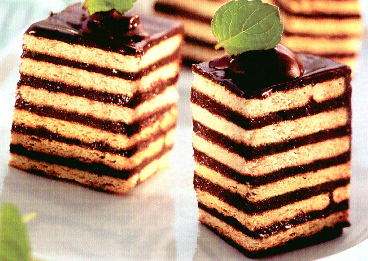 Čokoládový sušenkový mls recept