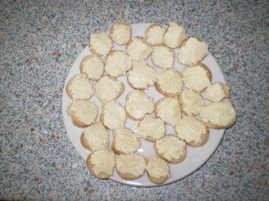 Česnekovo-sýrová pomazánka