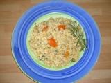 Rybí rizoto recept