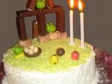 Angry Birds  dort pro Šárinku recept