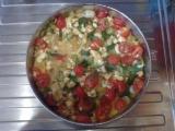 Vaječná omeleta  bramborová do trouby recept