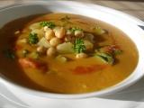 Cizrnovo  bramborová polévka s chutí Orientu (vydatná) recept ...