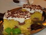 Pudinkový koláč recept