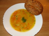 Mrkvová zdravotní polévka recept
