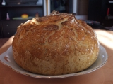 Domácí chlebík recept