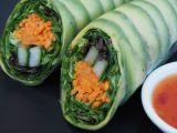 Letní závitky – sushi recept