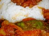 Vepřové nudličky KOČUDŽANG (J.Korea) recept