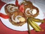 Pohankové karbanátky recept