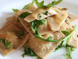 Ravioli plněné uzeným lososem a mozzarellou recept